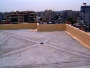 Hidroizolatie terasa bloc Timisoara