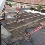 Izolatie terasa bloc
